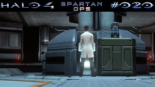 HALO 4: SPARTAN OPS | #020 - Didaktiker: Didaktiker | Let's Play Halo The Master Chief Collection