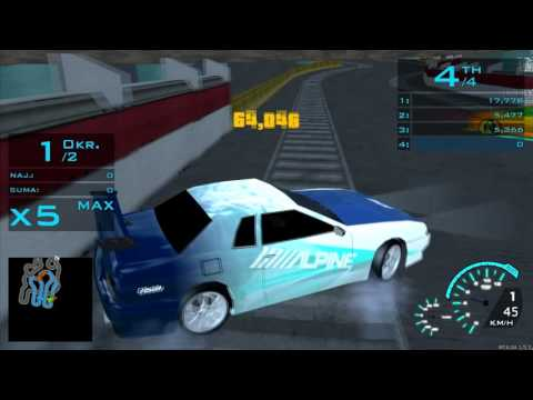 Airport Drift 4 & 4 [R] (perfect line) - NFS: San Andreas