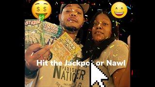 Fake Lottery Ticket Prank  (Best Reaction)
