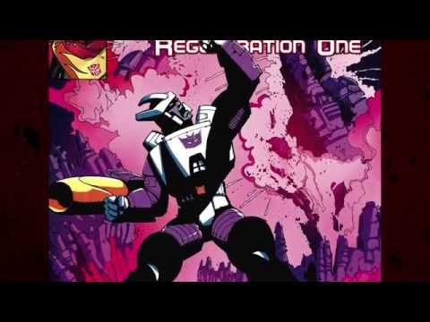 Transformers: UK Retrospective with Simon Furman