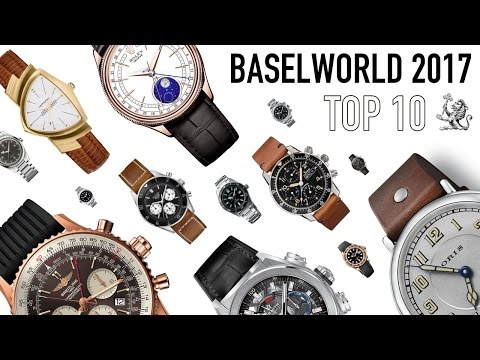 My Baselworld 2017 Top 10 So Far - Omega, Sinn, Rolex, Hamilton, Seiko, Zenith, Tag & More (WWT#80)