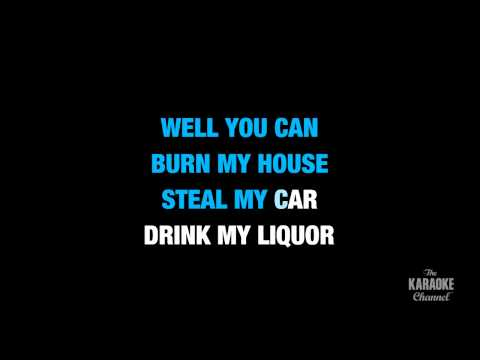 "Blue Suede Shoes in the Style of ""Elvis Presley"" karaoke video with lyrics (no lead vocal)"