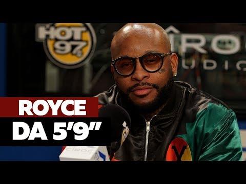"ROYCE DA 5'9"" | DJ PREMIER | #FREESTYLE090 WITH FUNK FLEX"