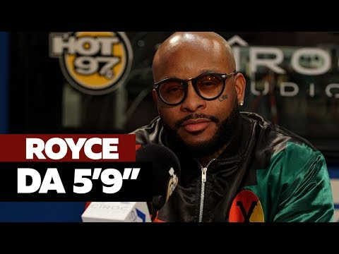 ROYCE DA 5'9"