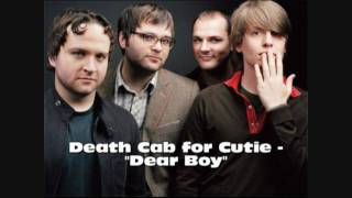 Watch Death Cab For Cutie Dear Boy video