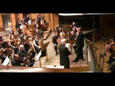 Mendelssohn - Concerto for Violin and Orchestra in E minor, op.64, 1st movement part2
