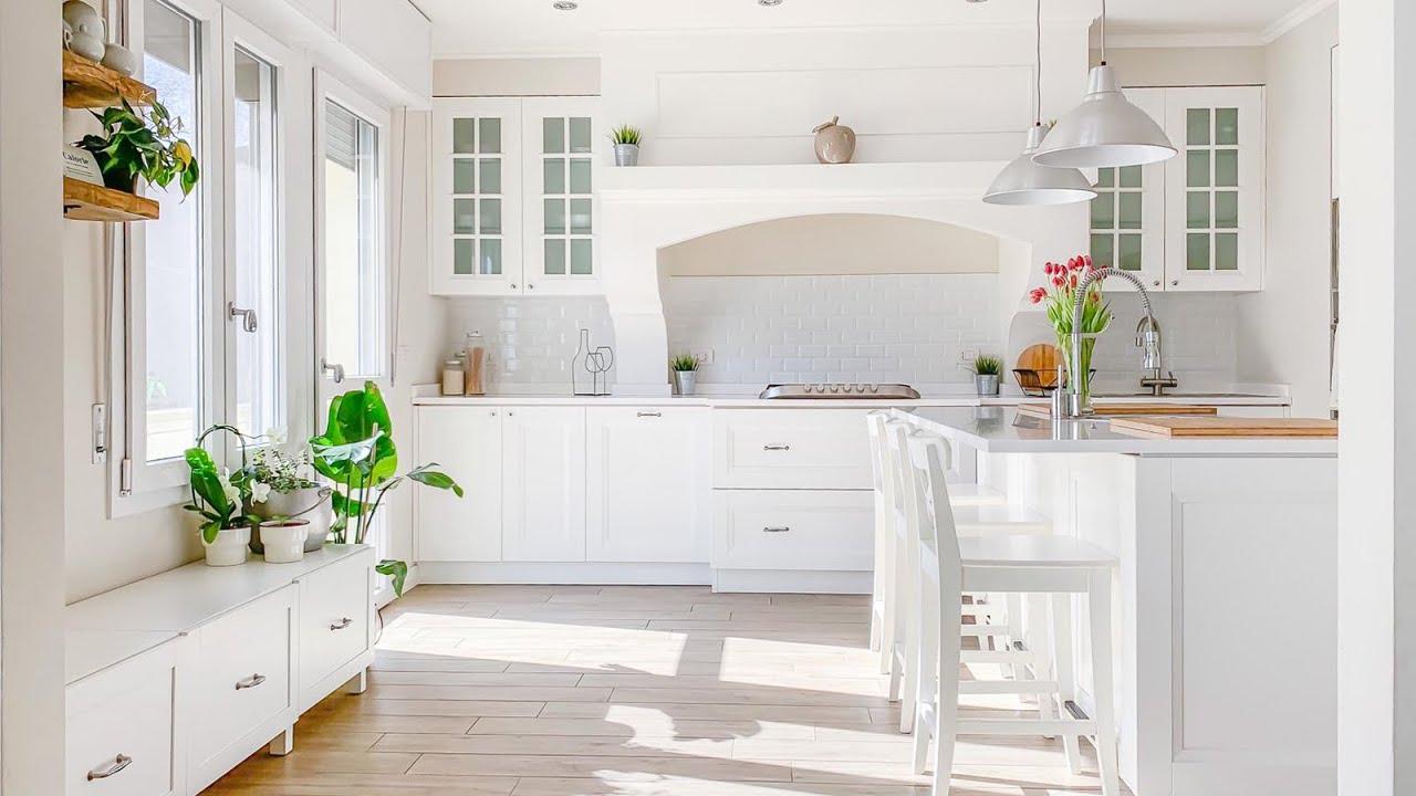 Piante Da Appartamento Come Arredare Casa Con Le Piante Serie 1 La Cucina Youtube
