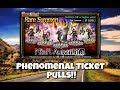 [FFBE X NieR:Automata] Sensational F2P Summons, NieR Banner!! (Alt Acc)