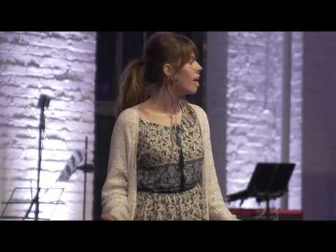 Claire Wineland gives inspirational talk at Klick MUSE New York