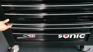 SONIC 자동차정비 수입차정비 공구함세트644P