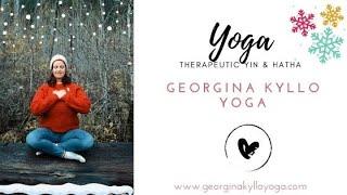 Fireside Yin Yoga Vibe