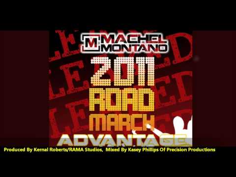 Machel Montano  Advantage 2011 Soca
