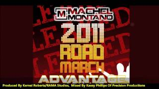 "Machel Montano - Advantage ""2011 Soca"""