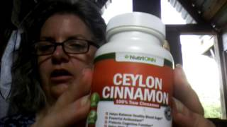 Ceylon cinnamon supplement review