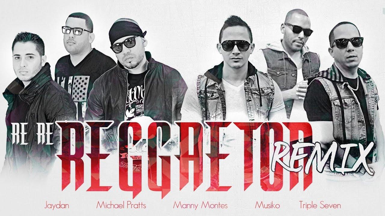 "Reggaeton Party 2014 Vol 2 21 Songs: ""RE RE REGGAETON"" REMIX TRIPLE SEVEN & MUSIKO FEAT. MANNY"