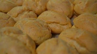 Заварное тесто для эклеров,Choux pastry.Видео рецепт.
