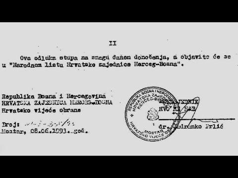 Tzv. Herceg-Bosna, zločini i ratno profiterstvo