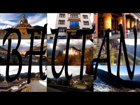 BHUTAN tour VLOG (Thimphu, Paro, Punakha, CheleLa, Haa) with a short guideline
