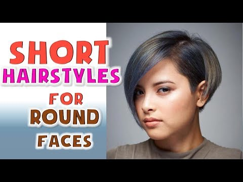 Pictures of long bob haircuts for round faces