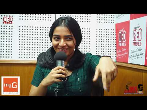 Rajisha Vijayan|June|RJ Mike|Red Carpet|Red FM Malayalam