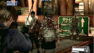 Savedata de Resident Evil 6 (MODO DESCONECTADO).