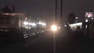 Railfanning San Diego: Amtrak, Coaster, & BNSF Trains, July 28th 2009
