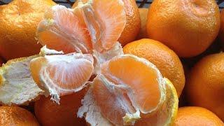 Огромная польза в кожуре мандаринов