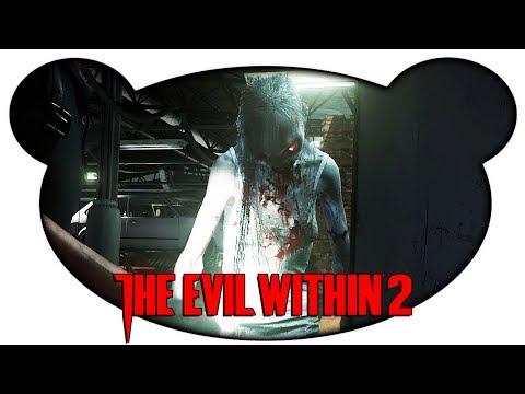 Du hast die Witch aufgeschreckt! - The Evil Within 2 #07 (Let's Play Nightmare Gameplay Deutsch)