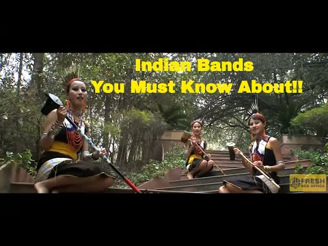 Top Indian Music Bands You Must Know About!