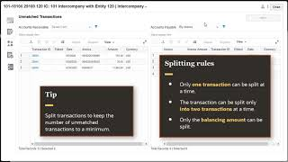 Creating Manual Matches in Account Reconciliation video thumbnail