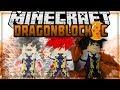 Minecraft Mod Showcase Dragon Block C UPDATE 4 MYSTIC, MAJIN AND GOD FORM