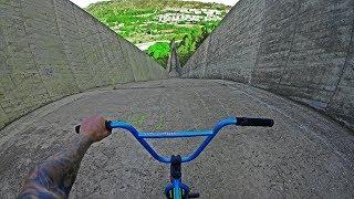 🏍😱МАКСИМАЛЬНАЯ СКОРОСТЬ НА BMX БАЙКЕ!😱😱😱 REACHING MAXIMUM SPEED ON A BMX BIKE!\!