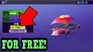 HOW TO GET HOT ROD GLIDER FOR FREE! (Fortnite Old Gliders)