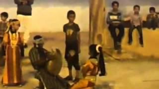 رقص بنت جيزانيه روعه