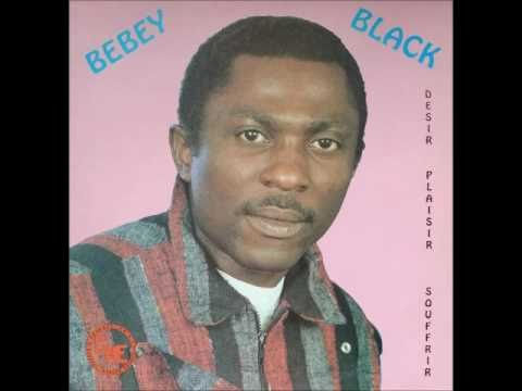 Bebey Black - Désir, Plaisir, Souffrir (1985) Cameroun