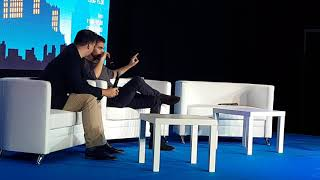 Paul Wesley - Panel dyskusyjny Warsaw Comic Con IV 28.10.2018 cz.2 z 4