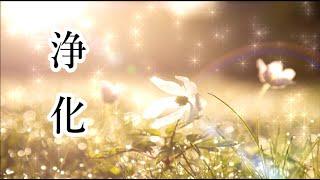 心身の浄化・物や空間の浄化・心のバランスを整える・ストレス緩和|浄化ヒーリング音楽 睡眠音楽| Relaxing Music to Cleanse of Negative Energy- 4096Hz