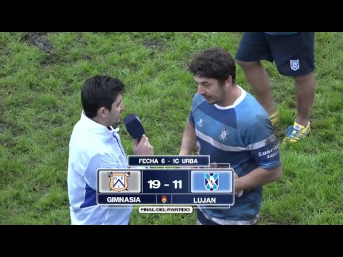 GEI vs Luján Rugby Club EN VIVO Fecha 6 URBA - PAREStv