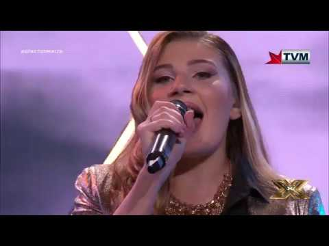 X Factor Malta - Live Show 1 - Michela Pace