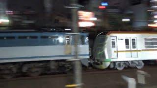 東京メトロ17000系甲種輸送 令和3年10月15日 金山駅にて