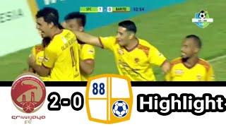 Sriwijaya fc vs Barito Putera (2-0) Highlight Gojek Liga 1 2018