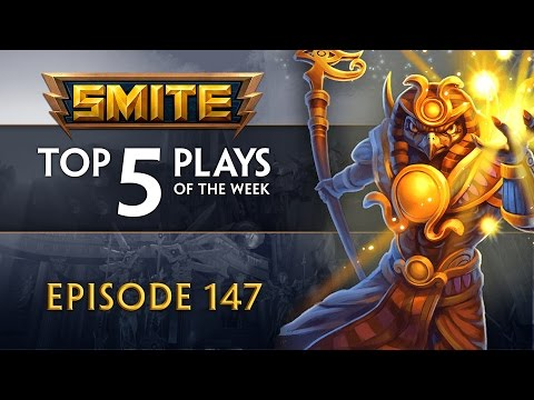 SMITE - Top 5 Plays #147