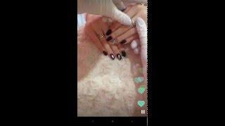 Как фотографировать ногти