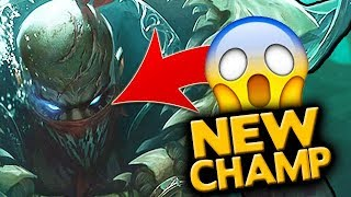 WTF?! THE NEW CHAMPION IS CRAZY! Pyke Jungle Assassin Gameplay - League of Legends