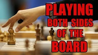 Tariq Nasheed: Playing Both Sides of the Board