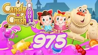 Candy Crush Soda Saga Level 975
