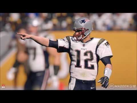 Madden 18 Top 5 QB Ratings - Tom Brady Compared To Ben Roethlisberger Is A Bit Confusing