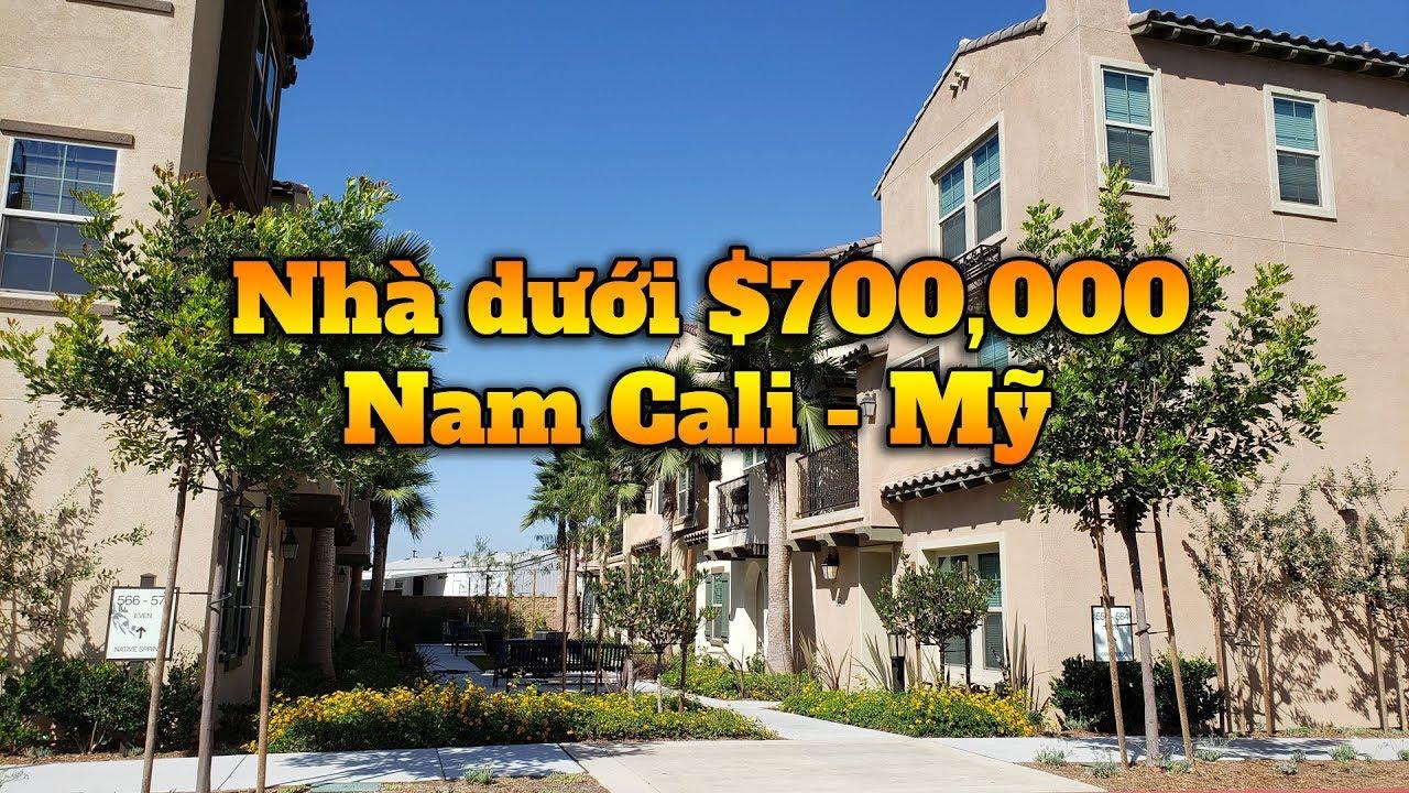Khu Nhà GIÁ RẺ Ở Cali - Thành Phố Đông Người Việt Định Cư - Quận Cam - Cuộc Sống Mỹ #87