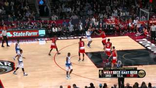 Horford Hits Buzzer-Beater Three, And Other Highlights From All-Star Game