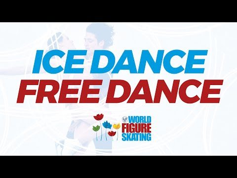 Ice Dance Free Dance | 2017 ISU World Figure Skating Championships Helsinki FIN | #WorldFigure